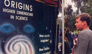 """Origins'' exhibit"